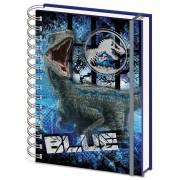 Pyramid Jurassic World Fallen Kingdom - Wiro Notebook A5
