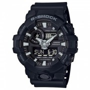 reloj digital casio g-shock GA-700-1B-negro