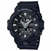 reloj digital casio g-shock GA-700-1B-negro