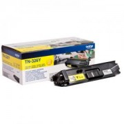 Тонер касета - Brother TN-326Y Toner Cartridge High Yield - TN326Y
