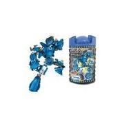 Blocos de Encaixe Robô Guerreiro Blue Armor Xalingo