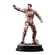 Dragon Models - Dm38118 - Figurine - Bande Dessinée - Iron Man 3 - Mark Xlii Battle Damaged - Action Vignette