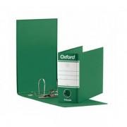 Raccoglitori a leva memorandum Esselte Oxford G81 - 788140 Raccoglitori per documenti memorandum 23x18 cm con dorso da 8 cm di colore verde in confezione da 12 Pz.