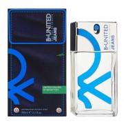 B United Jeans De Benetton Eau De Toilette 100 Ml