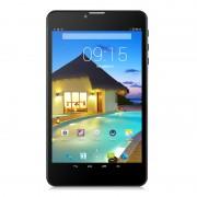 Tablette Android 3G - Affichage 7 pouces, Dual-IMEI, prise en charge 3G, Bluetooth, Google Play, Quad-Core, 2500mAh, WiFi, OTG (Noir)