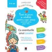 Caiet de jocuri si activitati pentru copii isteti (grupa mare)