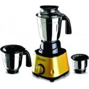 Sunmeet MG17-MA-Gal-148 550 W Mixer Grinder(Golden, 3 Jars)