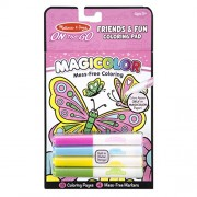 Melissa & Doug On The Go Magicolor Coloring Pad - Friendship and Fun, Multi Color