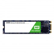 Western Digital WD Green 3D SSD M.2 120GB SATA3