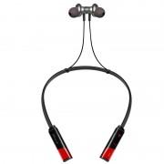 CSR8635 V4.2 Sports Bluetooth Headset Wireless Neckband In-ear Magnetic Earphone - Red