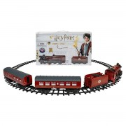 Lionel 50 Inch (127 cm) Harry Potter Hogwarts Express Train Set With 37 Pieces