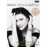 Cecilia Bartoli - The Barcelona Concert & Malibran Rediscovered (0044007432525) (2 DVD)