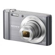 Sony Cyber-shot DSC-W810 - Digitale camera - compact - 20.1 MP - 720p - 6x optische zoom - zilver