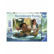 Puzzle Vaiana, 100 Piese Ravensburger