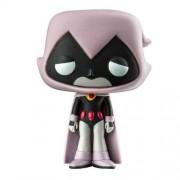 Pop! Vinyl Figura Funko Pop! EXC. Raven Gris- Teen Titans Go!