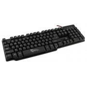 Tastiera Gaming Samurai USB Nero GK-1622
