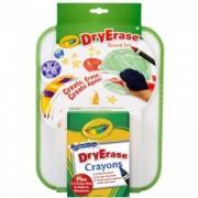Crayola zsírkréta szett kiegészítőkkel