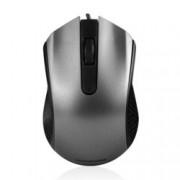 Мишка Modecom MC-M4.1, оптична(1200dpi), USB, черна/сива