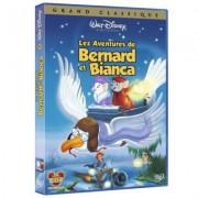 Les aventures de Bernard et Bianca - inclus un demi-boîtier cadeau