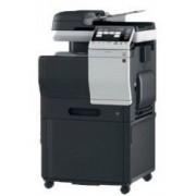Multifunctionala refurbished laser color Konica Minolta Bizhub C3350 cu stand Duplex DADF A4 Retea Copy Fax Scan Send