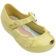Balerinas Mini Melissa Ultragirl Theme Bb - Amarillo