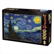DToys Puzzle 1000 Vincent Van Gogh 08 (07/66916-08)