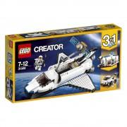 LEGO Creator 3 in 1, Naveta spatiala de explorare 31066