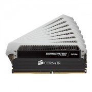 Memorie Corsair Dominator Platinum 64GB (8x8GB) DDR4 2666MHz CL15 1.2V Dual Quad Channel Kit, CMD64GX4M8A2666C15