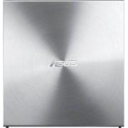 DVD-Writer extern ASUS Ultra Thin SDRW-08U5S DVD-RW 8x Argintiu