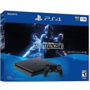 Конзола Playstation 4 Slim 1TB Star Wars Battlefront II Bundle