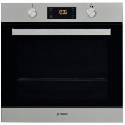 Horno Pirolítico Indesit IFW 6841 JP IX Tilting Grill Integrable