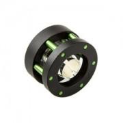 Fiting compresie alama Monsoon Chain Gun 1/4inch la 16/10mm, Green