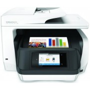 Multifunctional HP Officejet Pro 8720 All-in-One, inkjet, Fax, A4, 24 ppm, Duplex, ADF, Retea, Wireless