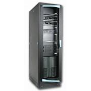 "Armadio Server Rack 19"" 600x1000 38 Unita' Nero serie Lite"