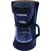 StarDom OVSTAR SERIES 6 Cups Coffee Maker(Dark Blue)