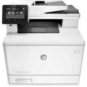 HP printer Color LaserJet Pro MFP M477fdw
