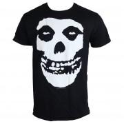 tricou stil metal bărbați Misfits - Skull - LIVE NATION - PE10374TSBP