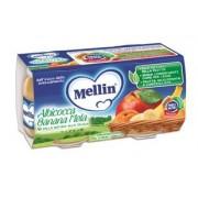 Mellin Spa Mellin Omogeneizzato Alb/ban/mela2x100g