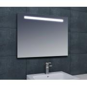 Spiegel met led verlichting 100x80