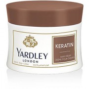 Yardley London Keratin Hair Cream - 150g (Pack Of 3)
