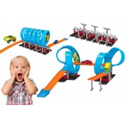 Xuzhou Fanpusi Goods Co.,Ltd T/A Top Good Chain £11.99 instead of £49.99 for kids' 32-piece track and car playset, £16.99 for a 68-piece playset, £17.99 for a 73-piece playset, £24.99 for 102-piece playset from Topgoodchain - save up to 76%