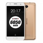 Ulefone Power 2 Android 7.0 Smartphone con RAM de 4 GB 64GB ROM - Oro