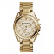 Michael Kors BLAIR Cronografo goldcoloured