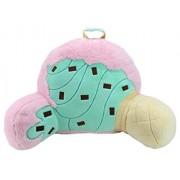 Animal Adventure Soft Landing Nesting Nooks Respaldo con diseño de Dinosaurio, Ice Cream, Multicolor