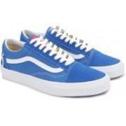 Vans OLD SKOOL Sneakers For Men(Blue, White)