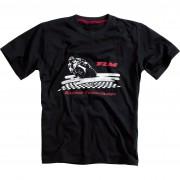 FLM T-Shirt FLM Sports T-Shirt 6.0 schwarz M schwarz