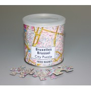 Puzzel City Puzzle Magnets Brussel | Extragoods
