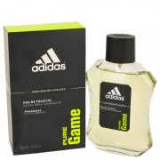 Adidas Pure Game Eau De Toilette Spray By Adidas 3.4 oz Eau De Toilette Spray