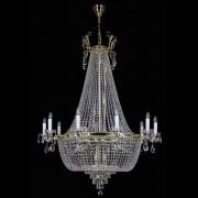 Lustra imperial cristal Swarovski Spectra diametru 110cm Cheryl 1100 SP