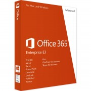 Microsoft Office 365 Enterprise E3 1 Jahr PCs MACs Tablets Phones Multilingual